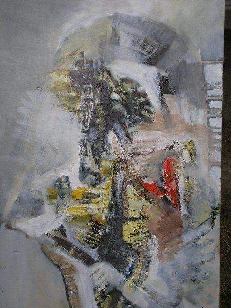 εργα του john tenasco στον χωρο τεχνησ «ηωσ»