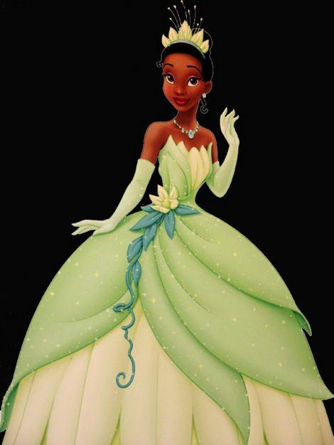 τιανα, η πρωτη αφροαμερικανη πριγκιπισσα παραμυθιου