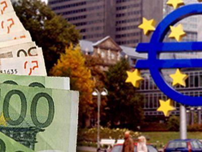ριχνουν χρημα στην αγορα οι ευρωπαιοι