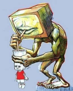 εχουμε την τηλεοραση που μασ αξιξει
