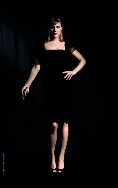 μια ελληνιδα κυρια τησ τζαζ