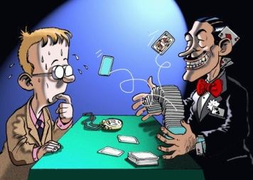 τερμα οι ασκησεισ επι χαρτου. ποκερ με τα προβληματα