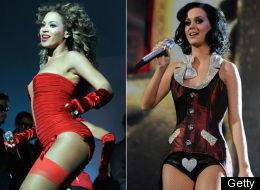Beyonce-katy perry. ποια φορεσε τα καλυτερα «εσωρουχα»;