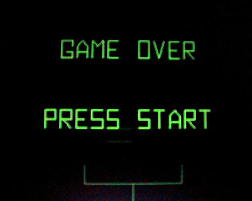 «το παιχνιδι τελειωσε»! αρχιζει το …ματσ