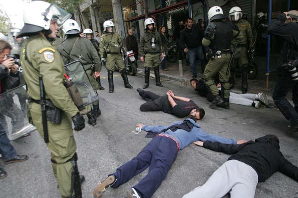 δεκεμβρησ 09: η αστυνομια τωρα δικαιωνεται!