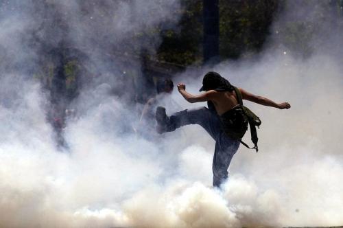 τa μυστηρια των διαδηλωσεων