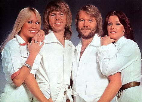 οι abba στο rock and roll hall of fame