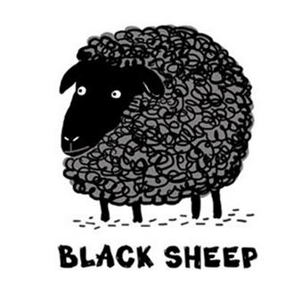το μαυρο προβατο και το τσιγκελι του κρεοπωλη…