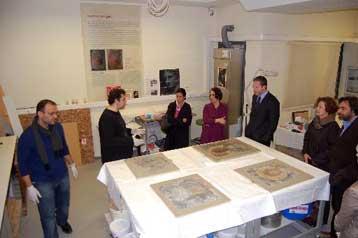 επιστροφη κλεμμενων βυζαντινων τοιχογραφιων