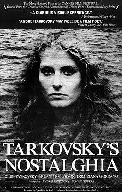 νοσταλγια του ταρκοφσκι: το πνευματικο μεταιχμιο δυσησ ανατολησ