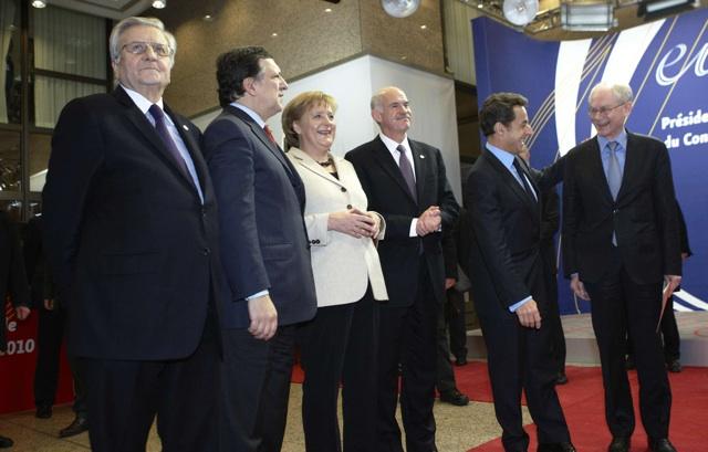 πολιτικη βουληση ενοτητασ τησ ευρωζωνησ