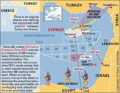 μονιμη ισραηλινη στρατιωτικη δυναμη στην κυπρο;