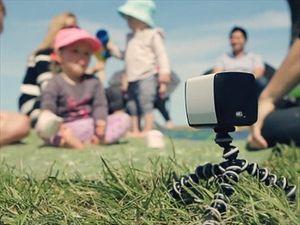 η queebe camera σασ βαζει στο πλανο