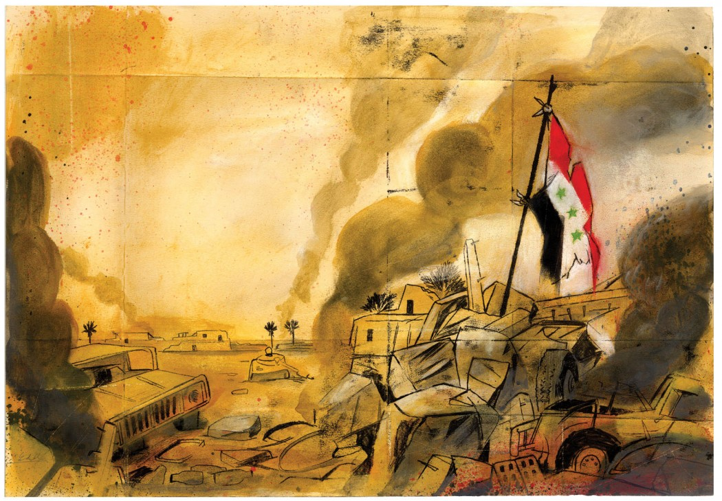 """Iraq"""" s sectarian nightmare"""
