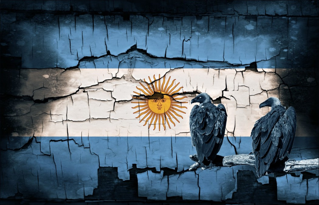 Dont cry for me argentina