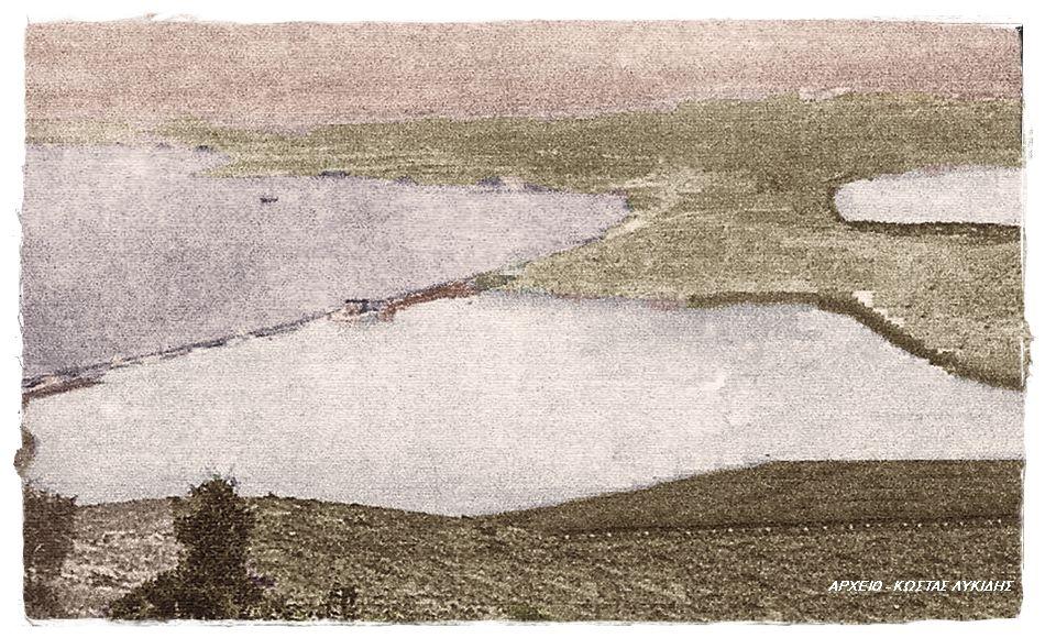 οι ρειτοι: το κεφαλαρι και η λιμνη κουμουνδουρου