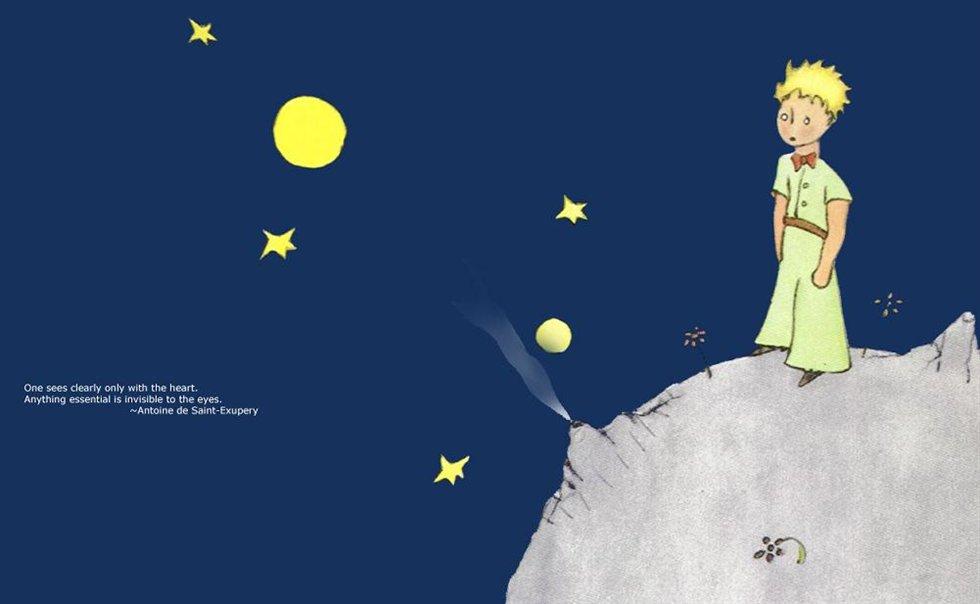 μικροσ πριγκιπασ για τουσ μεγαλουσ