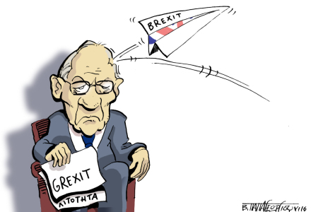 η ελλαδα προ των συνεπειων του brexit