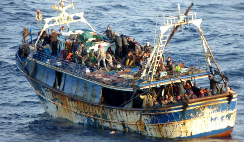 λαθρομεταναστευση: ο ακηρυχτοσ πολεμοσ