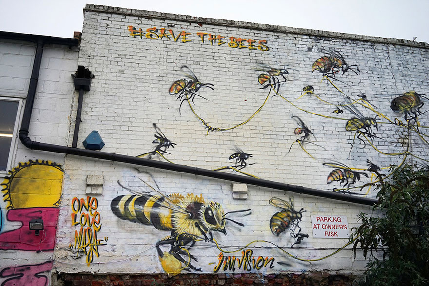 οι μελισσεσ και η «πολιτικη» αχεροντια πεταλουδα