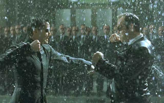 το matrix και το κεφαλαιο