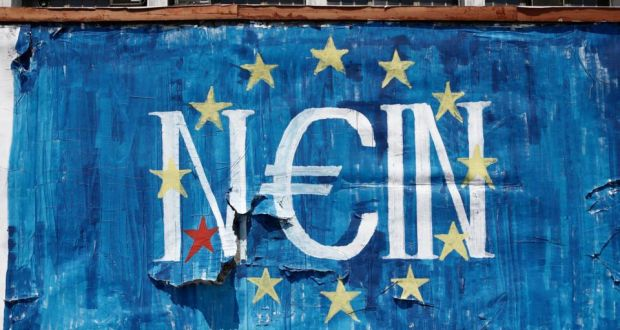 το τελοσ του ευρωπαϊκου μονεταρισμου