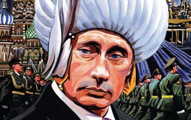 πουτινισμοσ: το νεο ρωσικο επικοινωνιακο υπεροπλο