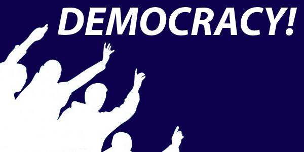 το μαυρο τησ δημοκρατιασ