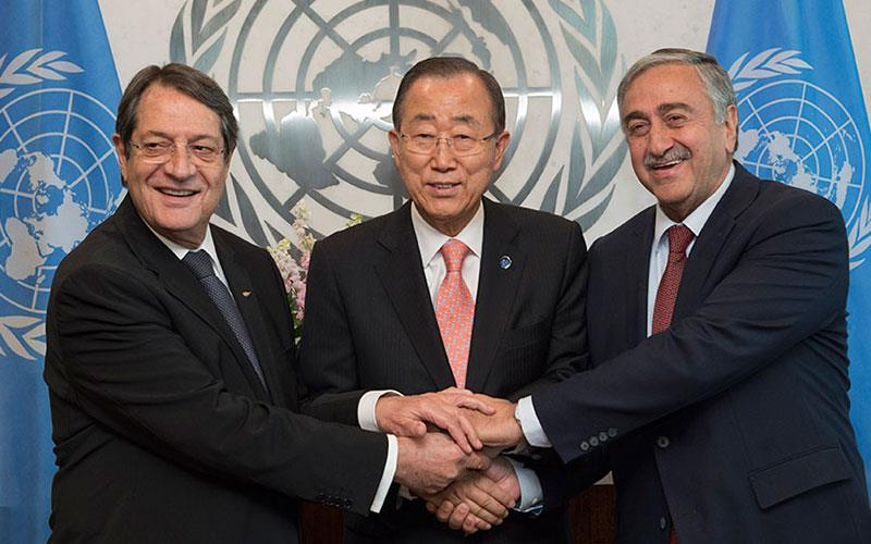 η λυση του κυπριακου που δεν ηρθε