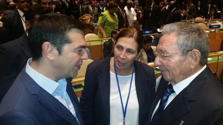 τσιπρασ: πρωθυπουργοσ στη χωρα του «αλλου»