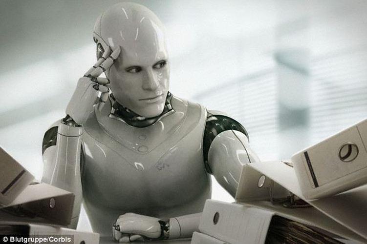 τα ρομποτ και οι θεσεισ εργασιασ