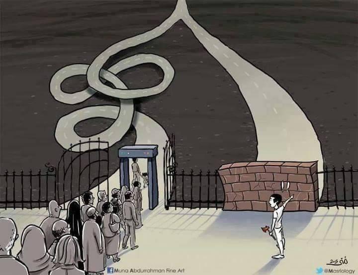 μια κλειστη κοινωνια στον κοσμο των ανατροπων