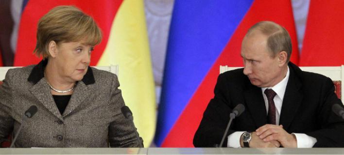 η ρωσο-ευρωπαϊκη αντιστροφη