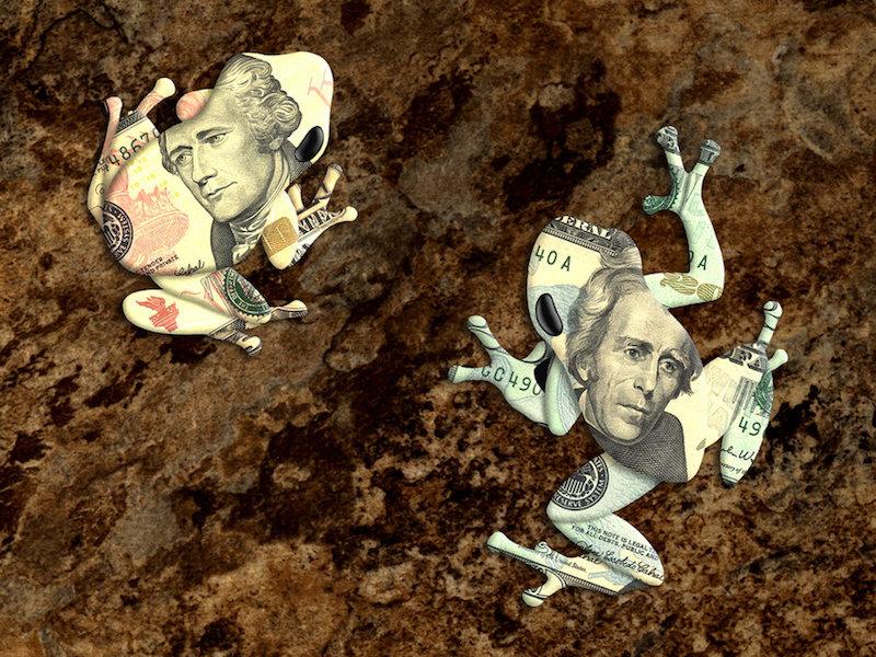 η νεα εκδοχη του χρηματοσ