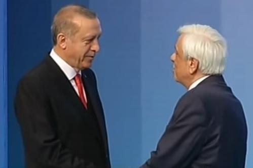 ευρωπαϊκο χαρακτηρα η συναντηση παυλοπουλου – ερντογαν