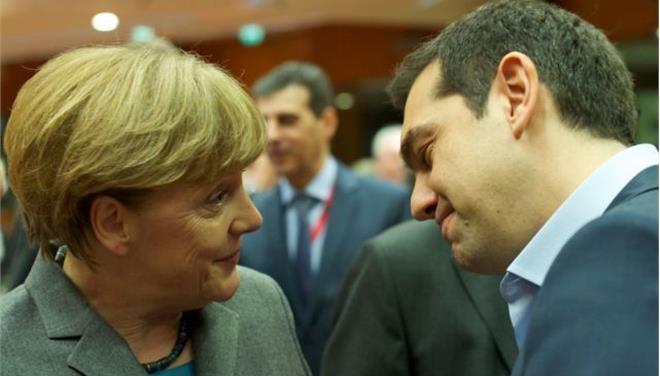 γερμανικη «υποκρισια» και ελληνικοσ «ενδοτισμοσ»