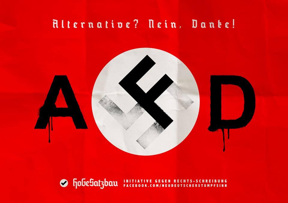AfD Ακροδεξιά Παπανδρόπουλος new deal Γερμανία