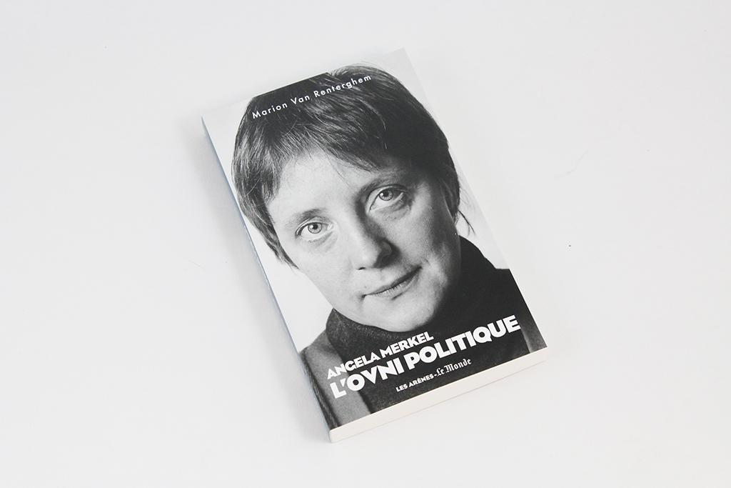 Marion Van Renterghem Merkel ufo Μέρκελ Μαριόν βιβλίο Καγκελάριος new deal