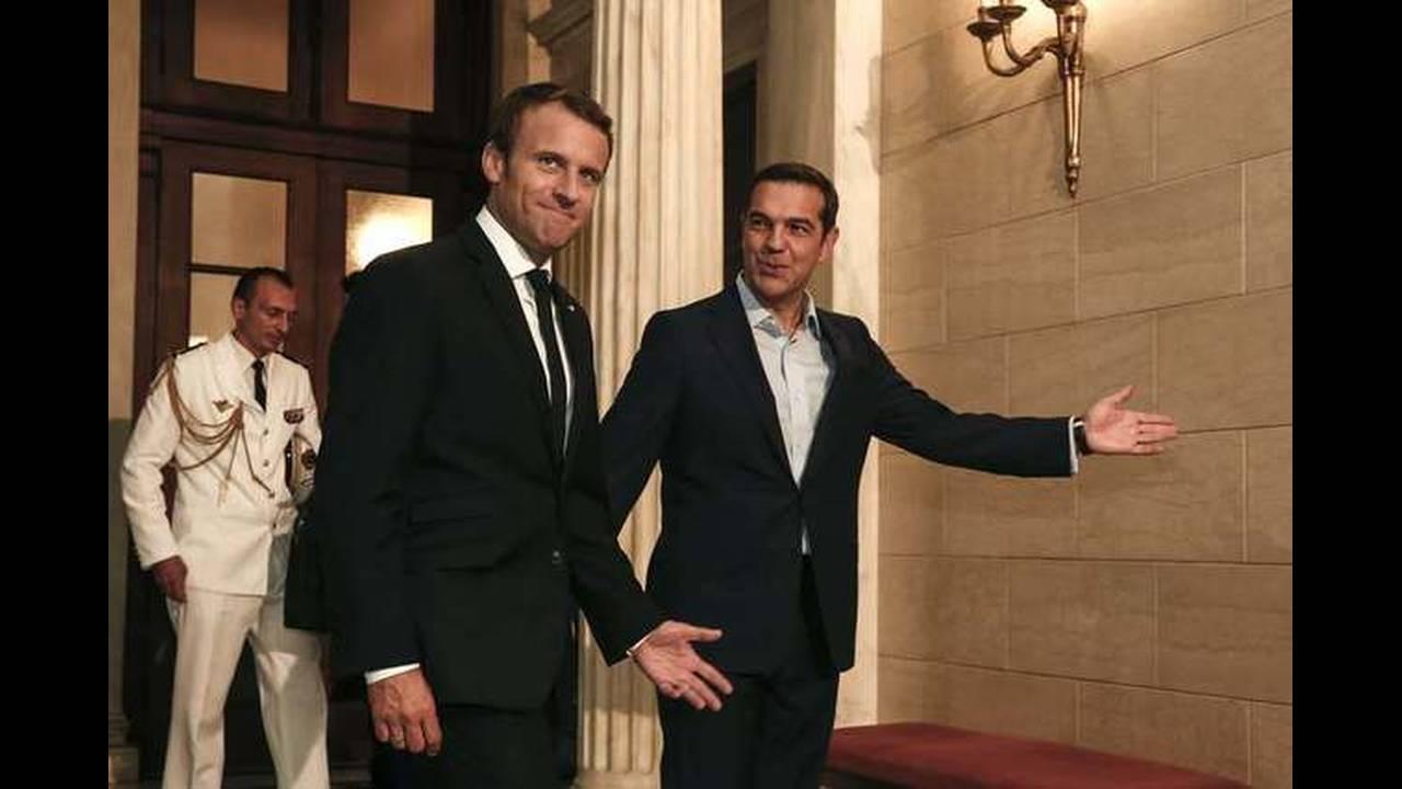 Τσιπρας Επισκεψη Μακρον τσιπρασ δεθ | New Deal | Γαλλικές εταιρείες | Παπανδρόπουλος Τσιπρας Επισκεψη Μακρον | New Deal | Γαλλικές εταιρείες | Παπανδρόπουλος