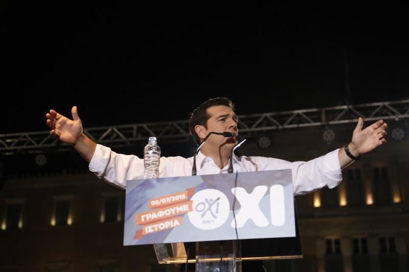 Τσίπρας δημοψήφισμα η φιλοδοξία ως κατάρα Κεφαλάς new deal