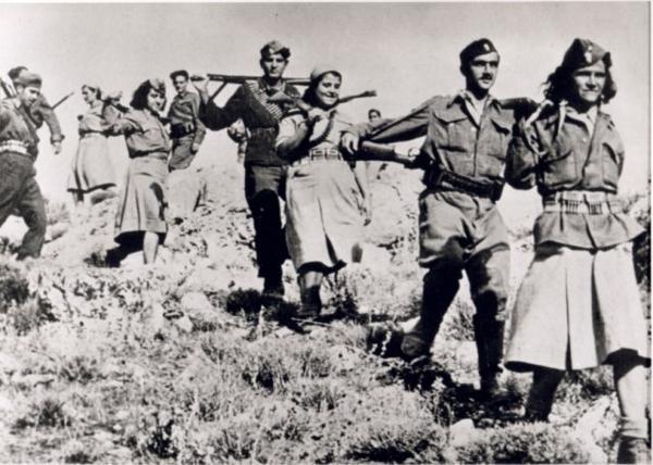 ο αντιστασιακοσ χαρακτηρασ του ελληνικου λαου