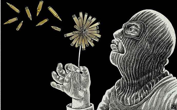 γενικευμενη πολιτικη τρομοκρατια