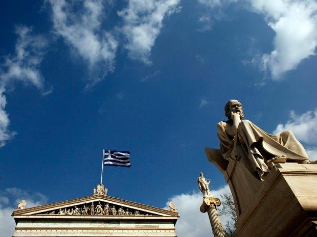 Τοεθνικό πρόταγμα τού σήμερα είναινα φύγει ο ΣΥΡΙΖΑ!Να ξεριζωθεί οκρατισμόςπου ενδημεί καιη ανομίαπου κυριαρχεί. new deal Θανάσης Κ.