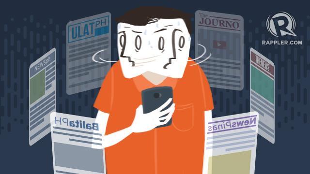 παραδημοσιογραφια στο διαδικτυακο ναρκοπεδιο