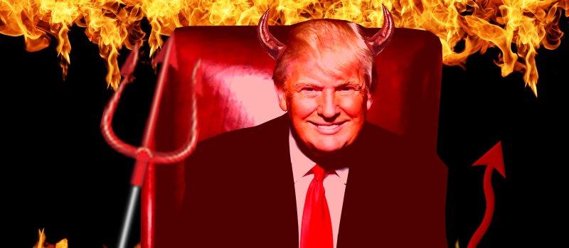 Τελικά όλα τα κακά - Τραμπ, ελληνοαμερικανικές σχέσεις, μας βρήκαν μαζεμένα, διαβολικά ...πλην αγγελοποιημένα! Έκτακτα! new deal Κώστας Δημ. Χρονόπουλος
