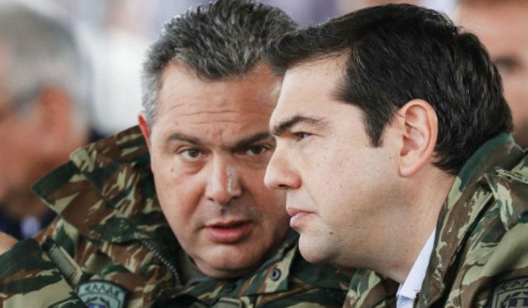 Η Αντιπολίτευση, σύσσωμη πια, κατηγορεί τον Τσίπρα για τρανταχτό σκάνδαλο. Κι εκείνος στη Βουλή «την κάνει» σαν ...Καμμένος, με καληνύχτα new deal Θανάσης Κ.