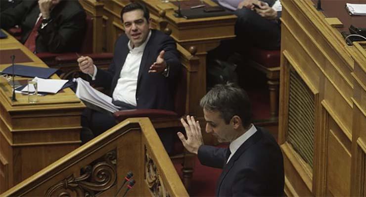 Το αίτημα για εθνική συνεννόηση με τον ΣΥΡΙΖΑ, ισοδυναμείμε υποταγή της Αντιπολίτευσης στο ΣΥΡΙΖΑ new deal Θανάσης Κ.