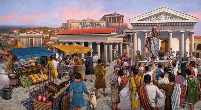 ο ελληνισμοσ ωσ οικουμενικο σημα