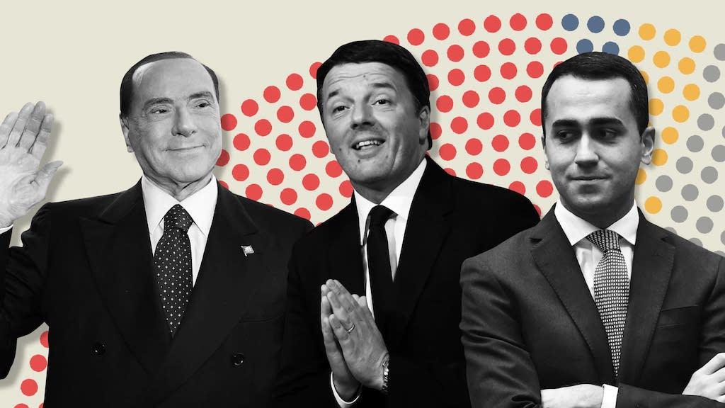 Οι εκλογές Ιταλία θα σηματοδοτήσουν νέες εξελίξεις στη μεγάλη οικογένεια της Ευρώπης.Θα δημιουργήσουν νέα δεδομένα στην ευρωπαϊκή ακινησία. Ωστόσο το τοπίο είναι αχαρτογράφητο.Μη λησμονούμε άλλωστε, ότι η κουλτούρα της κοινωνίας είναι υπέρ των κυβερνήσεων συνεργασίας. new deal Κωνσταντίνος Μαργαρίτης