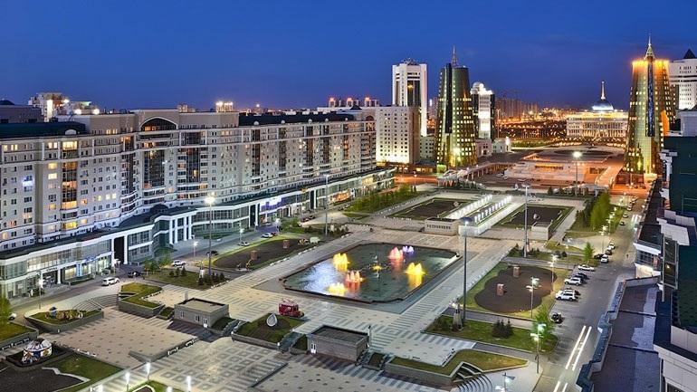 Το Καζακστάν αλλάζει συστηματικά και προωθεί δράσεις για τη καταπολέμηση της ανεργίας και την ενίσχυση της επιχειρηματικότητας. Η κυβέρνηση του σημερινού Προέδρου κ. Ναζαρμπάγιεφ κερδίζει το στοίχημα της ανάπτυξης και της ευημερίας του λαού της.new deal Κωνσταντίνος Μαργαρίτης